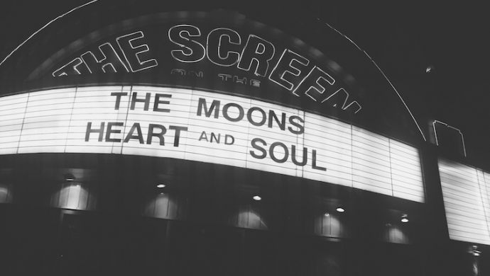 The Moons 'Heart And Soul' by Joe Connor