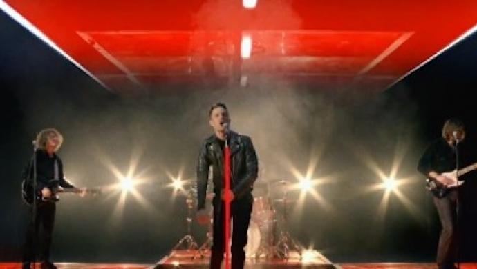 The Killers 'Runaways' by Warren Fu