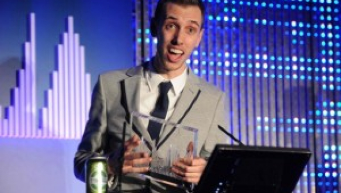 UK Music Video Awards 2009 - the awards in pics