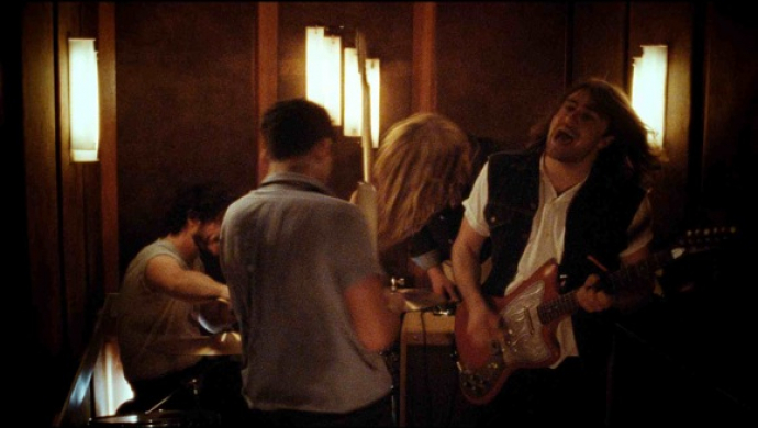 The Vaccines 'Teenage Icon' by Jesse John Jenkins