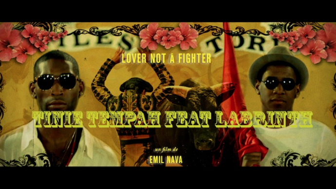 """Tinie Tempah ft Labrinth """"Lover Not A Fighter' by Emil Nava"""