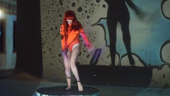 Tiny Dancer 'Who Am I' by Zaiba Jabbar