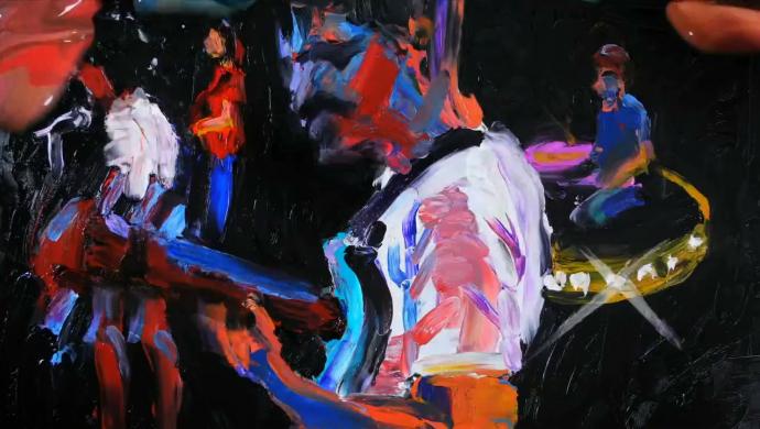 Toro Y Moi 'Rose Quartz' by Lauren Gregory