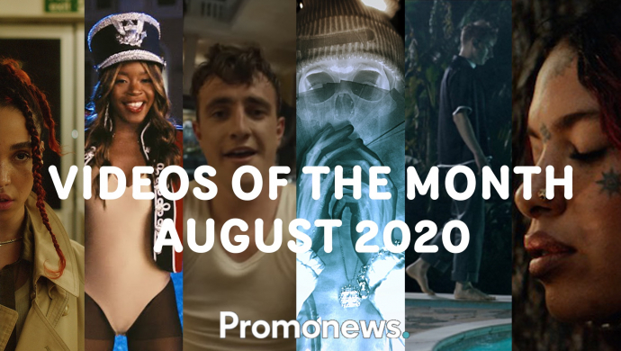 Videos of the Month - August 2020