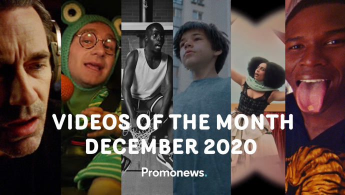 Videos of the Month - December 2020