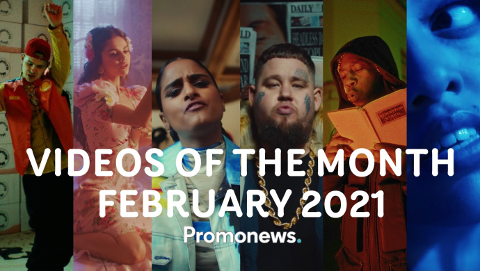 Videos of the Month - February 2021