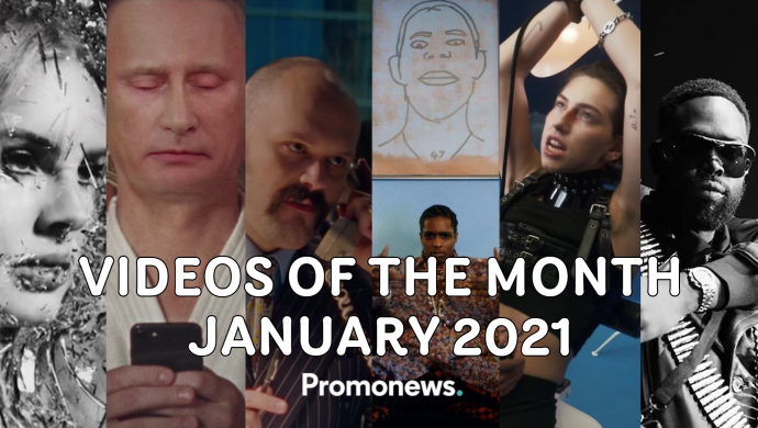 Videos of the Month - January 2021