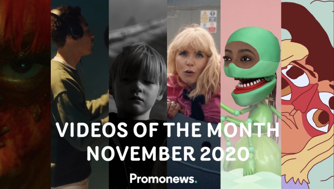 Videos of the Month - November 2020
