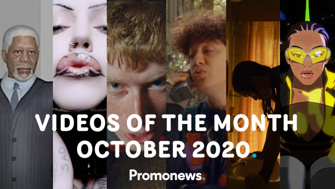 Videos of the Month - October 2020