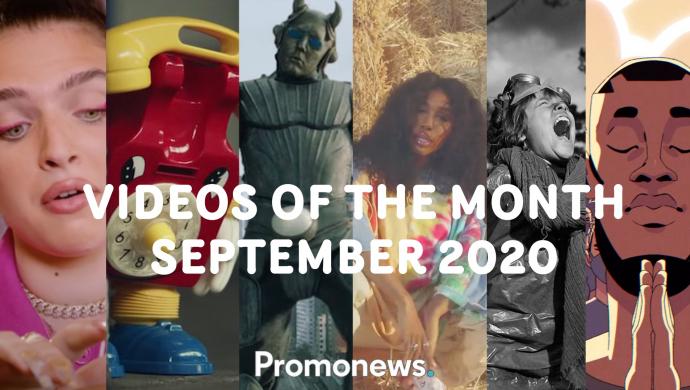 Videos of the Month - September 2020