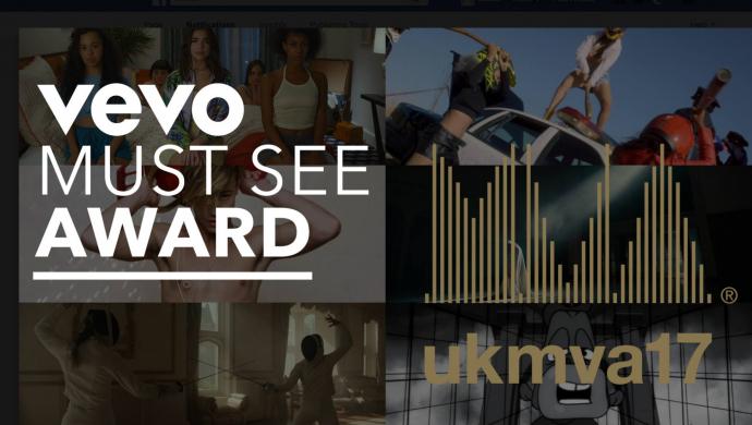 UK Music Video Awards 2017: Vevo MUST SEE Award returns to UKMVAs