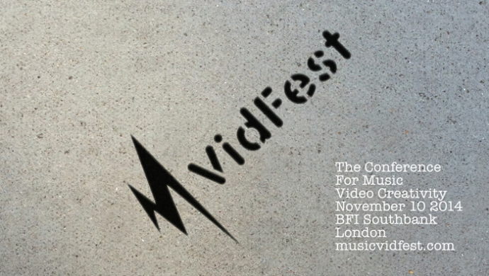 MusicVidFest is on November 10th - with Joseph Kahn as keynote speaker