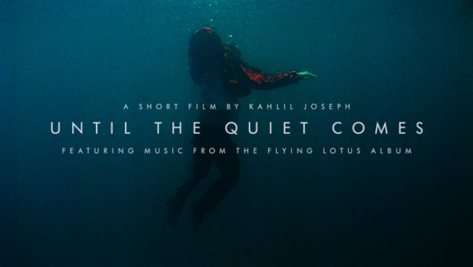 Flying Lotus 'Until The Quiet Comes' by Kahlil Joseph