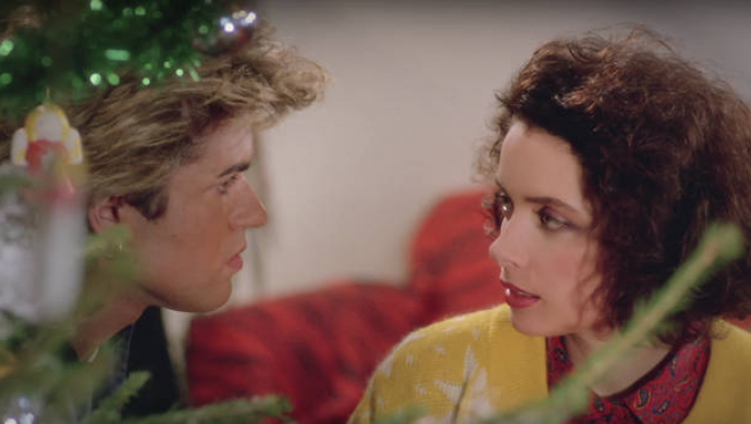 Wham!'s Last Christmas video restored in 4K