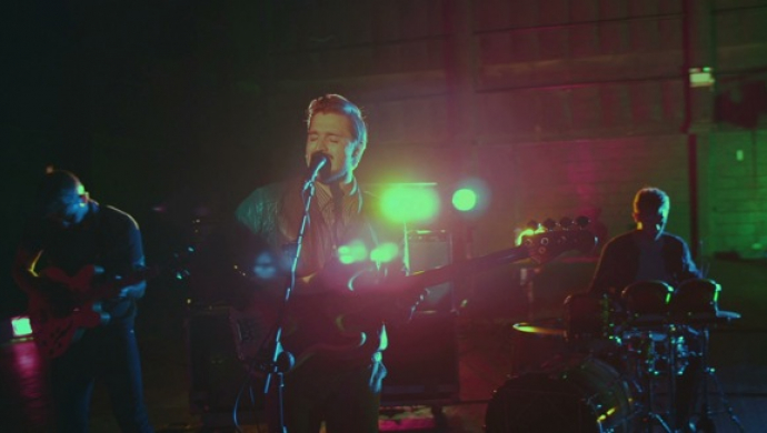 Wild Beasts 'Bed Of Nails' by Daniel Brereton