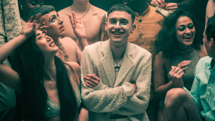 """Fred Rowson on Years & Years' Desire: """"Olly's said I can see inside his brain"""""""