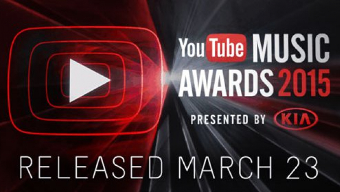 YouTube Music Awards 2015 premieres 13 new videos from FKA twigs, Ed Sheeran and more