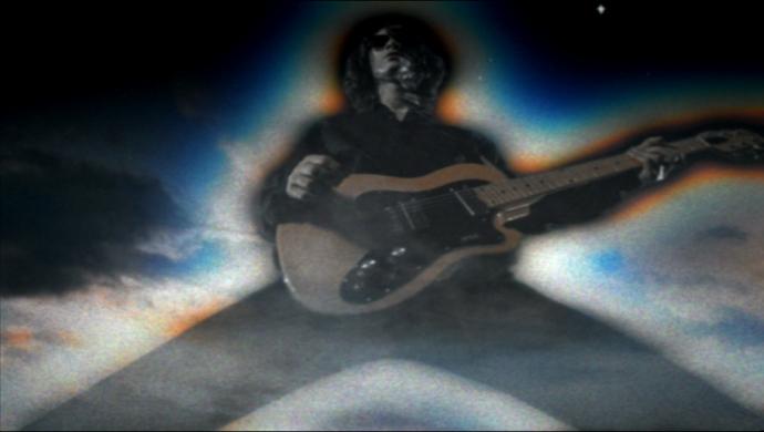 Arctic Monkeys' Crying Lightning by Richard Ayoade