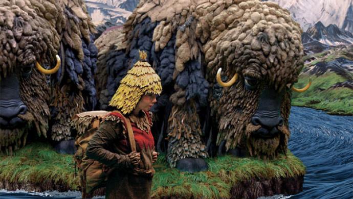 Coming soon: Bjork's Wanderlust by Encyclopedia Pictura