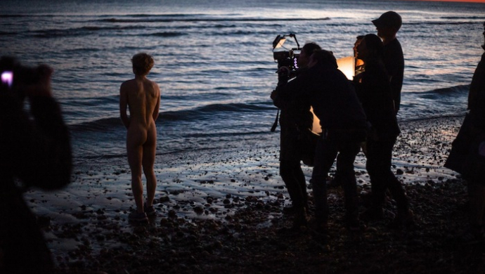 Walking naked in Brighton: WIZ on making Will Young's Brave Man video