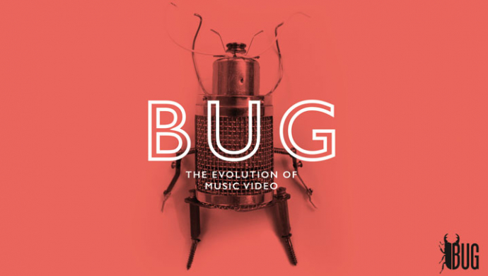 Amazing line-up of directors and videos for BUG 45
