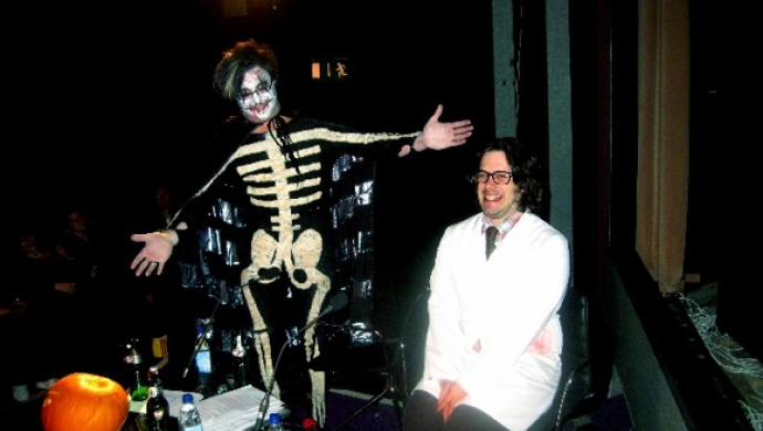 BUG Halloween – Corin Hardy, Edgar Wright… and John Landis!!