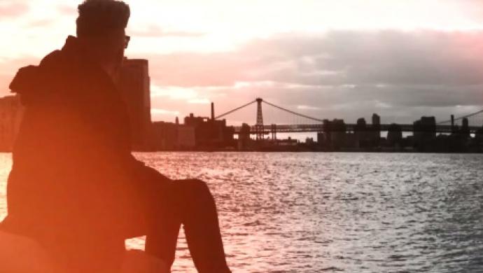 Daley ft Marsha Abrosius 'Alone Together' by Alex Haldi