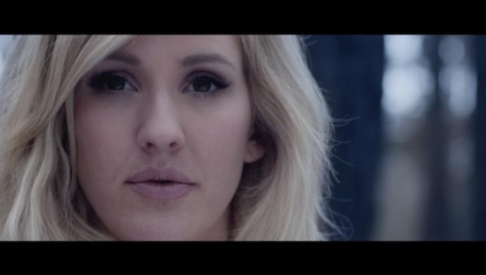Ellie Goulding 'Beating Heart' by Ben Newbury