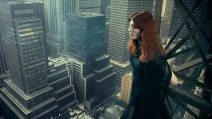 Florence & The Machine 'No Light No Light' by Arni and Kinski