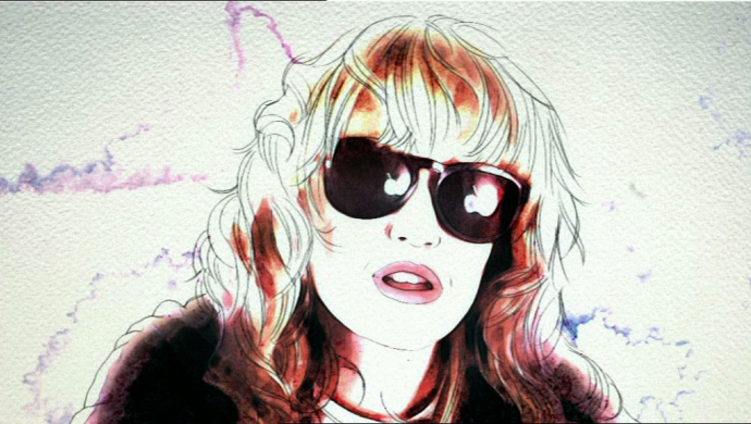 Ladyhawke's My Delirium by Frater