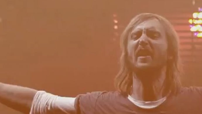 David Guetta 'Nothing But The Beat' a film by Huse Monfaradi