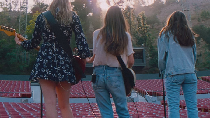 Haim 'Night So Long' by Paul Thomas Anderson