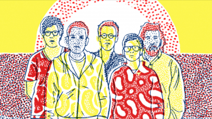 Hot Chip's One Pure Thought by Martin & Youle @ Trunk