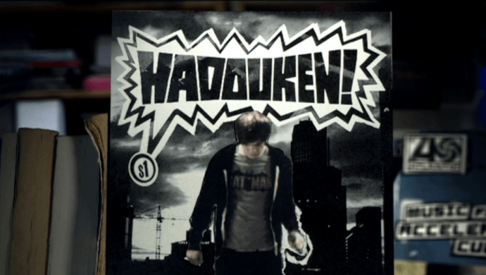 Hadouken's Crank It Up by Ben & Jos