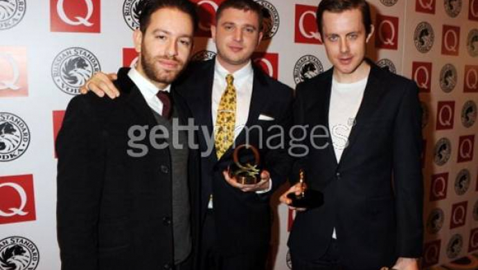 Kim Gehrig's Chase And Status video wins Best Video at Q Awards