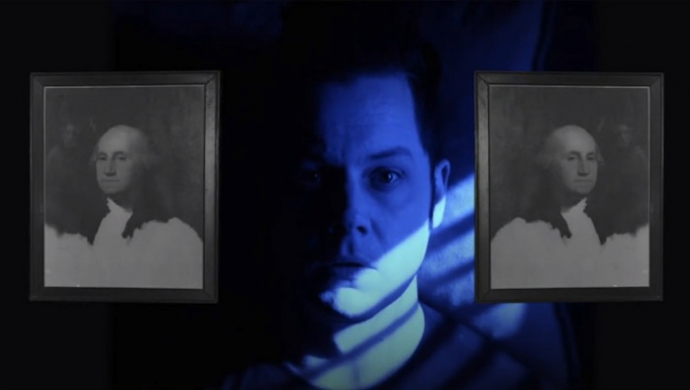 Jack White 'That Black Bat Licorice' by James Blagden, Jack White, Brad Holland