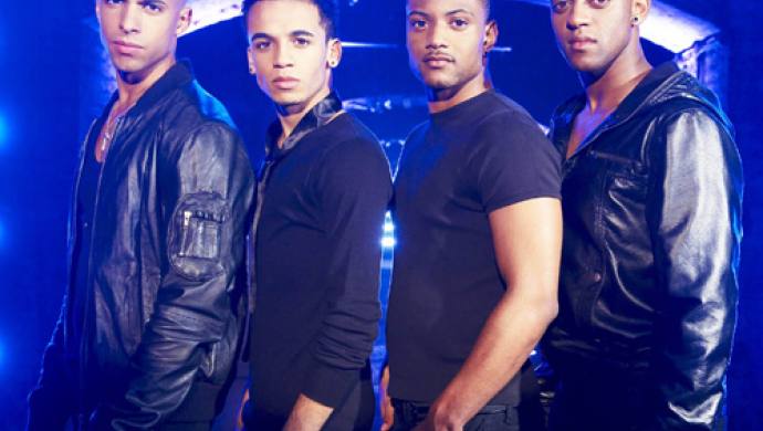 JLS to play Hot Chip in their next video