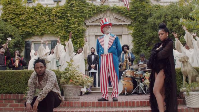 Kendrick Lamar 'For Free?' (An Interlude) by Joe Weil & The Little Homies