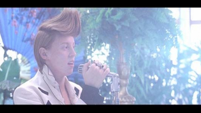 La Roux's I'm Not Your Toy by AlexandLiane