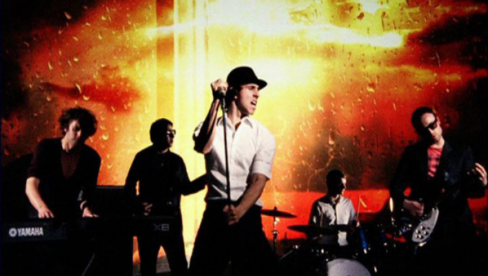 Maximo Park's Questing Not Coasting by Grant Gee