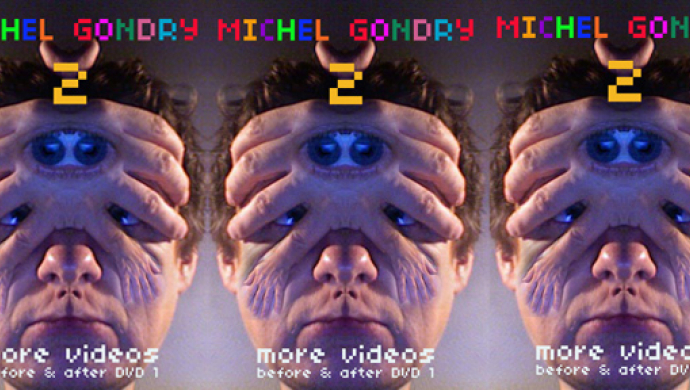 New Michel Gondry DVD available from his new website – and much more