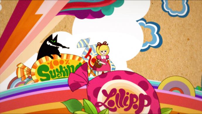 NEW: Mika's Lollipop by Bonzom