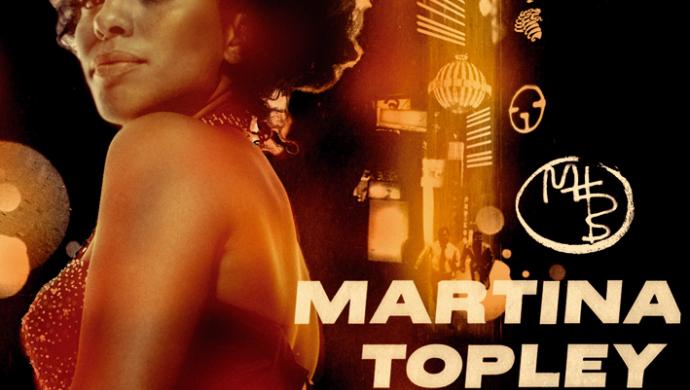 Martina Topley Bird's The Blue God album viral by INTRO