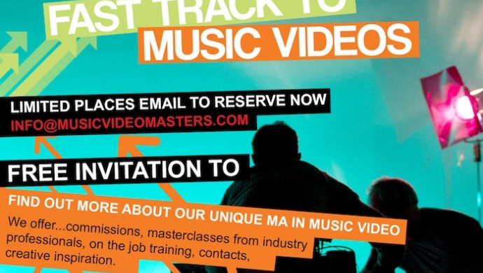 Park Village hosts Music Videos Masters course event