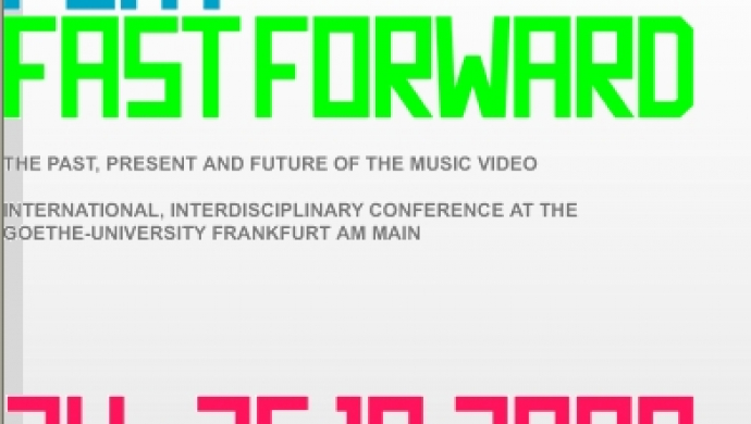 Rewind, Play, Fast Forward – the international academic conference on music video