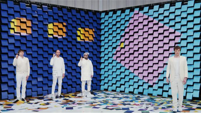 OK Go 'Obsession' by Damian Kulash, Jr. & Yusuke Tanaka