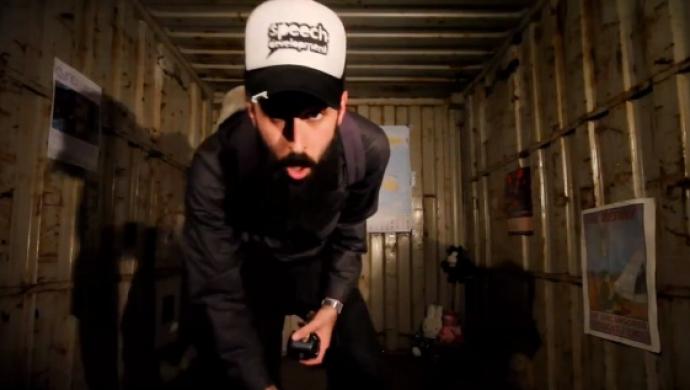 Scroobius Pip 'Introdiction' by Aaron Shrimpton & Scroobius Pip