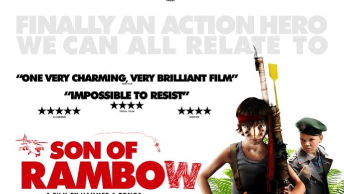 Hammer & Tongs' Son Of Rambow – in two days!