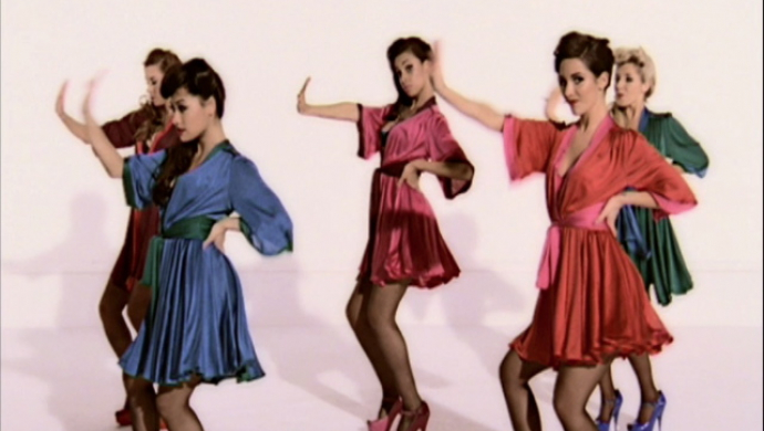 The Saturdays' I Just Can't Get Enough by Harvey Bertram-Brown