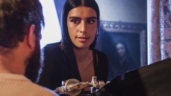 "Ian Pons Jewell on Sevdaliza's Hear My Pain Heal ""The track hit me hard"""
